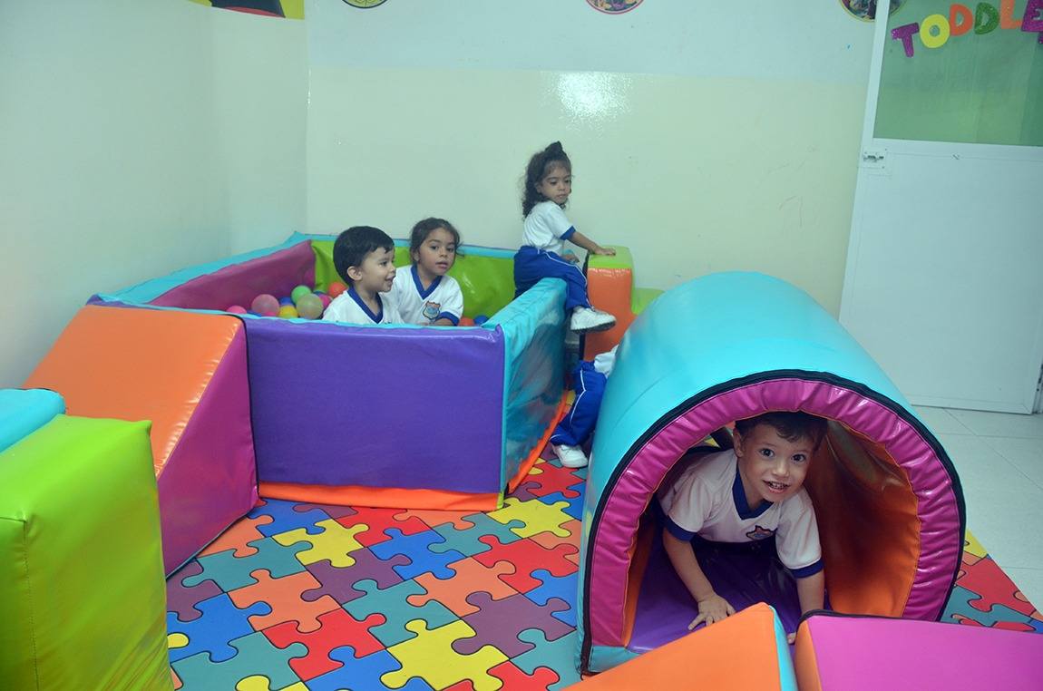 Cologio Bilingue Grow and Learn Educacion Zonas de Estimulacion