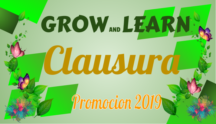 Cologio Bilingue Grow and Learn 15 Años de Experiencia